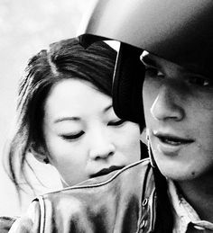 Tyler Posey and Arden Cho as Scott & Kira in Teen Wolf Melissa Mccall, Scott Mccall, Tyler Posey, Tv Show Couples, Cute Couples, Dylan O'brien, Teen Wolf Ships, Teen Wolf Memes, Arden Cho