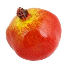 Yiiho Red Foam Craft Pomegranate Artifical Fruits Desk Ornament Decor >>> Check out this great product.