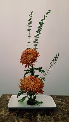 Ikebana by Michiko
