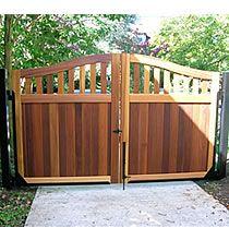rustic wooden gate garden gates gallery garden pinterest. Black Bedroom Furniture Sets. Home Design Ideas