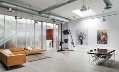 Brooklyn Artist Loft, New York, 2011, BWArchitects