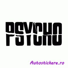 Psycho North Face Logo, The North Face, Stickers, Logos, Logo, Decals
