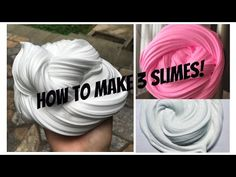 Diy how to make slime without glue boraxliquid starch or how to make conditioner slime giant slime without glue borax liquid starch ccuart Choice Image