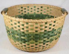 BASKET PATTERN Gabbie Large Gathering Basket for