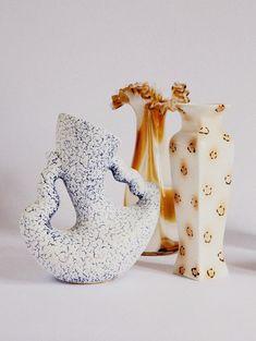 studiopatrick: clarisse demory vases