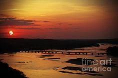 Platte River Lookout by Elizabeth Winter