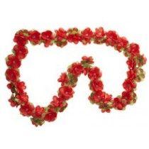 Basil fietsslinger bloemenslinger rood Jewelry, Garlands, Jewellery Making, Jewels, Jewlery, Jewerly, Jewelery, Jewel, Fine Jewelry