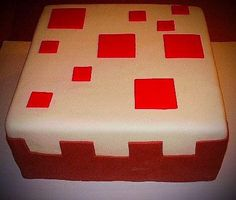 #Minecrafte #Cake - For all your cake decorating supplies, please visit craftcompany.co.uk