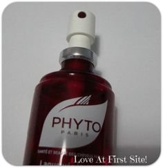 Love At First Site!: Beauty Of The Day: Phyto Phytolaque Soie Hair Spray #blogpost #bblogger #phyto