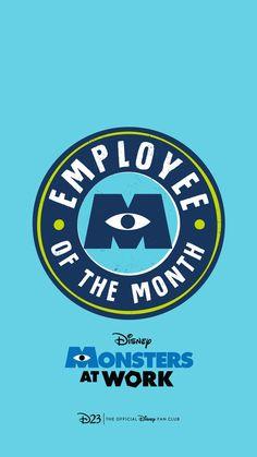 Fondo de pantalla de Monsters at Work / Disney Plus Wallpaper / Pixar Monsters Inc, App, Movies, Movie Posters, Films, Film Poster, Apps, Cinema, Movie