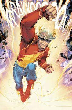 Jay Garrick by Howard Porter-Flash
