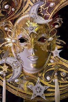Venice Carnival masks Antifaces Máscaras Venecianas, Gala Victoriana
