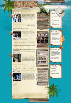 Chesney Online #fansite #kennychesney #website #bluetonemedia designed by @Michelle LeMasters