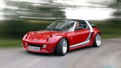 MCC™ smart roadster-coupé V6 (2003) - Pictures