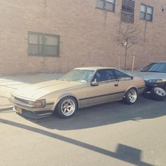 FS: NYC 1984 Celica Supra L-Type CA Car