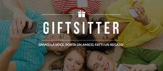 Guadagna con Giftsitter. Scopri quanto è facile!