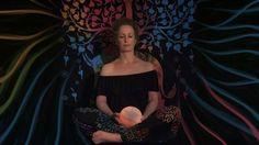 Medwyn Goodall e a música: Divine Connections. Vídeo para relaxamento e também a mensagem de Osho: Não sejam apenas mentes – vocês são muito mais que isso.