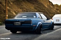Low N Slow Crew SoCal Stanced Cars (16)