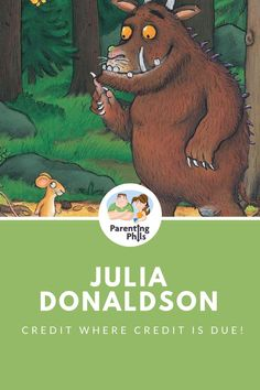 Celebrating Julia Donaldon's CBE recognition, Phil shares his favourite books by this fantastic author Book Reviews For Kids, Childrens Books, Parenting, Author, Activities, Blog, Games, Toys, Products