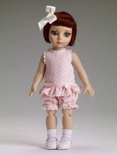 Effanbee Tonner Patsy Auburn | eBay In her cute little pink and white romper set.