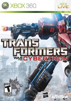 Transformers War for Cybertron, Xbox 360