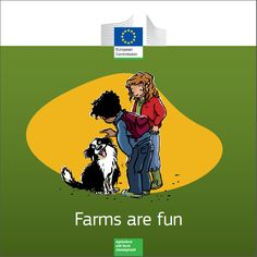 Farms are fun Farm Fun, Kids Corner, Photo And Video, Children, Farms, Movie Posters, Public, Fictional Characters, Europe