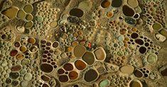 Aerial view - Salt Works, Teguidda-n-Tessoumt, Niger, by George Steinmetz - Pixdaus