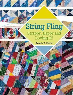 Bonnie Hunter's newest book