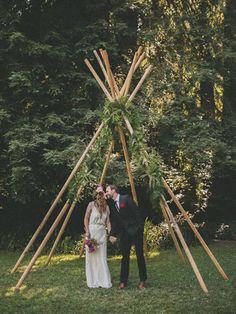 Decoração de casamento | Como usar tendas - Portal iCasei Casamentos