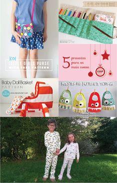 15 presentes de Natal para fazer em casa What To Make, Diy Gifts, Baby Dolls, Free Pattern, Crafty, Purses, Sewing, Dyi, Christmas