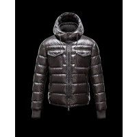 Moncler Fedor Featured Jackets Down Mens Gray