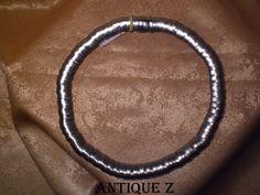 Breil-Milano,  Steel Revenge Range reticulated necklace by AntiqueBoutiqueZ on Etsy