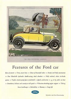 1000+ images about Ford Model A Advertising on Pinterest ...
