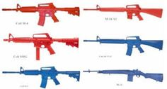 Resultado de imagen para training guns