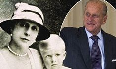 The other Queen mother: She spent two ...