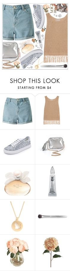 """style"" by lena-volodivchyk ❤ liked on Polyvore featuring Miss Selfridge, Alice + Olivia, Marc Jacobs, Victoria's Secret, Urban Decay, Trish McEvoy, Pier 1 Imports and Topshop"