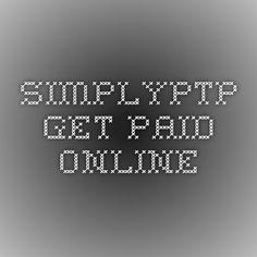 SimplyPTP Get Paid Online