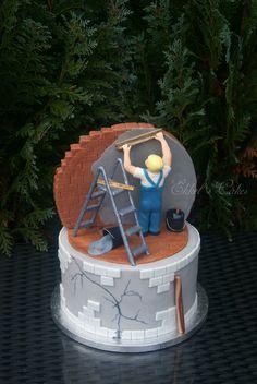 plasterer CAKE