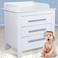 Infantastic® | Wickelkommode | Baby changing table | @Jago24