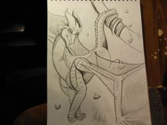 A new cover wings of fire page made by me Nova Eclipse