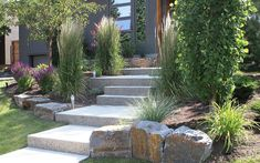CanadaGoosesVIP - Landscape ideas for people who want more. Landscaping Calgary, Water Wise Landscaping, Small Backyard Landscaping, Landscaping Company, Landscaping Ideas, Landscape Design Program, Landscape Plans, Backyard Trees, Front Yard Design