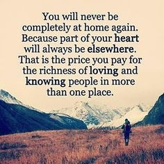 How true is this? Wherever we go we take memories but leave pieces of ourselves as well #travelquotes #travellove #memories #alwaysatraveler #goeverywhere #seeitall #keepexploring
