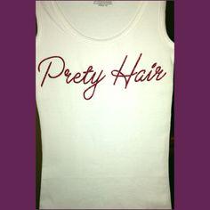 Prety Hair Tank
