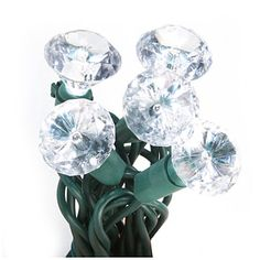 $14 Set- Wilson & Fisher® Wheel LED Cool White Jewel Lights, 120-Count  at Big Lots.