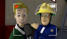 VIDEO: Check Out David Tennant's Character In New Fireman Sam Special