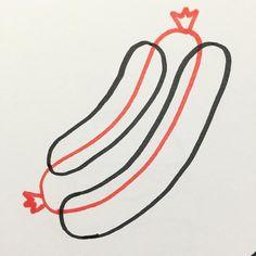 Plus a lil #hotdog by joeypasko