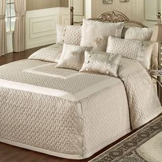 fitted bedspreads - Google Search