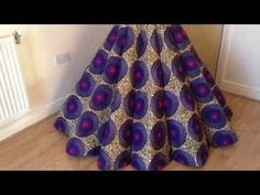 How To Make Panel Gown/dress Girls Dresses Sewing, Dress Sewing Patterns, Kurti Sleeves Design, Stitching Dresses, Gown Pattern, Panel Dress, Dress Tutorials, Ball Gown Dresses, A Boutique