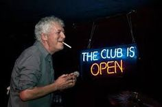 The Club is Open