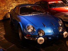 Alpine Renault A110 1975